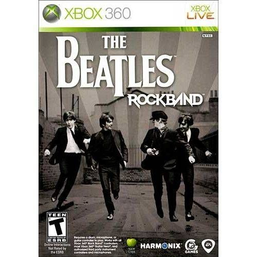 The Beatles Rockband - Xbox 360 Seminovo