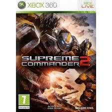 Supreme Commander 2 - Xbox 360 Seminovo