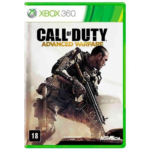Call of Duty Advanced Warfare - Xbox 360 Seminovo