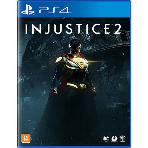 Injustice 2 - PS4 Seminovo