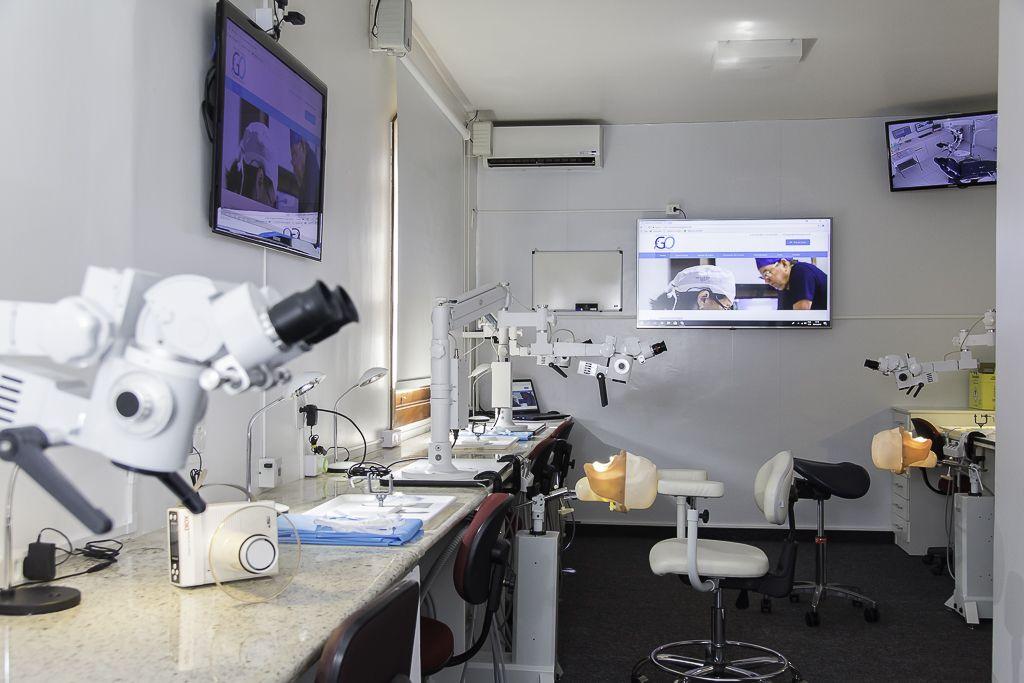 Nossa Infraestrutura   - Laboratório
