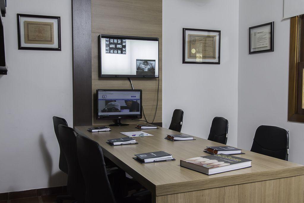 Nossa Infraestrutura   - Sala de Aula