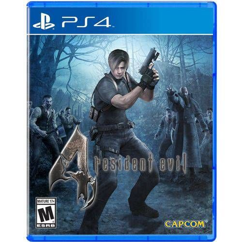 Resident Evil 4 - PS4 Seminovo