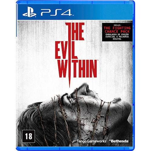 The Evil Within - PS4 Seminovo