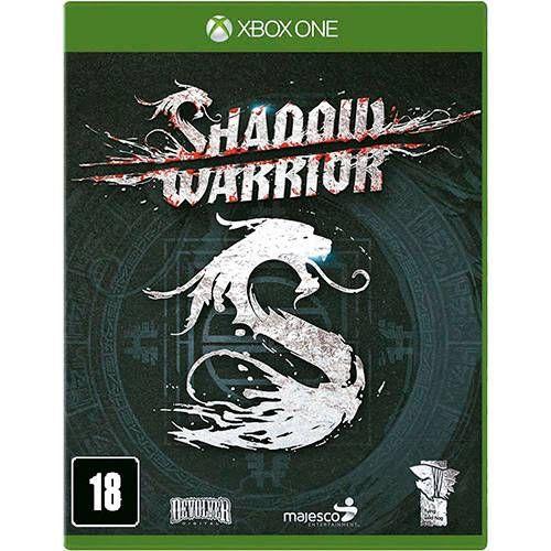 Shadow Warrior - Xbox One Seminovo