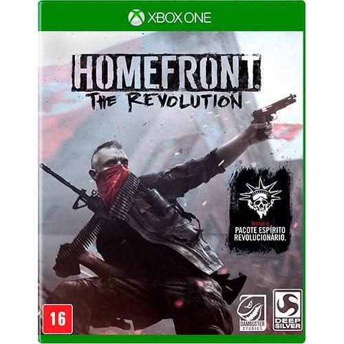 Homefront The Revolution - Xbox One Seminovo