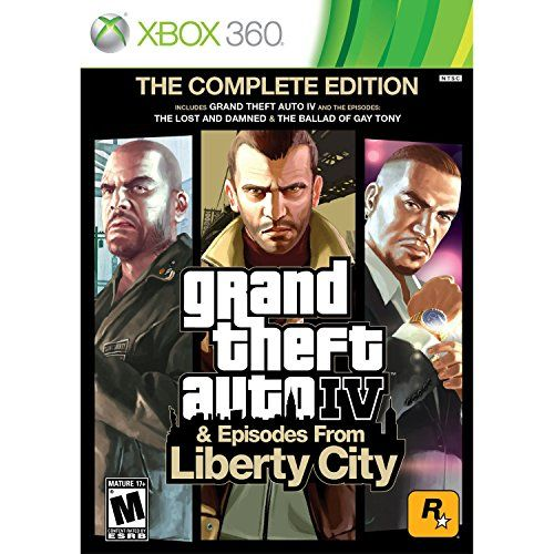 Grand Theft Auto Iv Gta Episodes From Liberty City - Xbox 360 Seminovo
