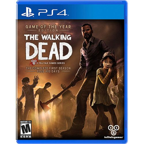 The Walking Dead - PS4 Seminovo