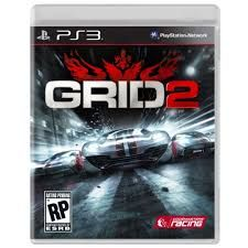 Grid 2 - PS3 Semi novo