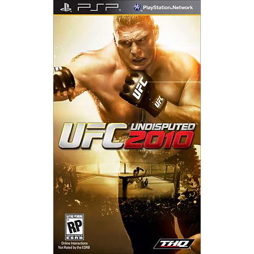 UFC 2010 Undisputed - PS3 Seminovo