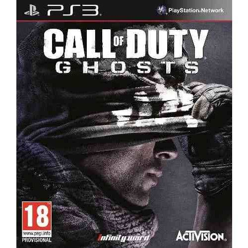 Call of Duty: Ghosts - PS3 Seminovo