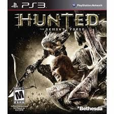 Hunted - The Demons Forge - PS3 Semi novo