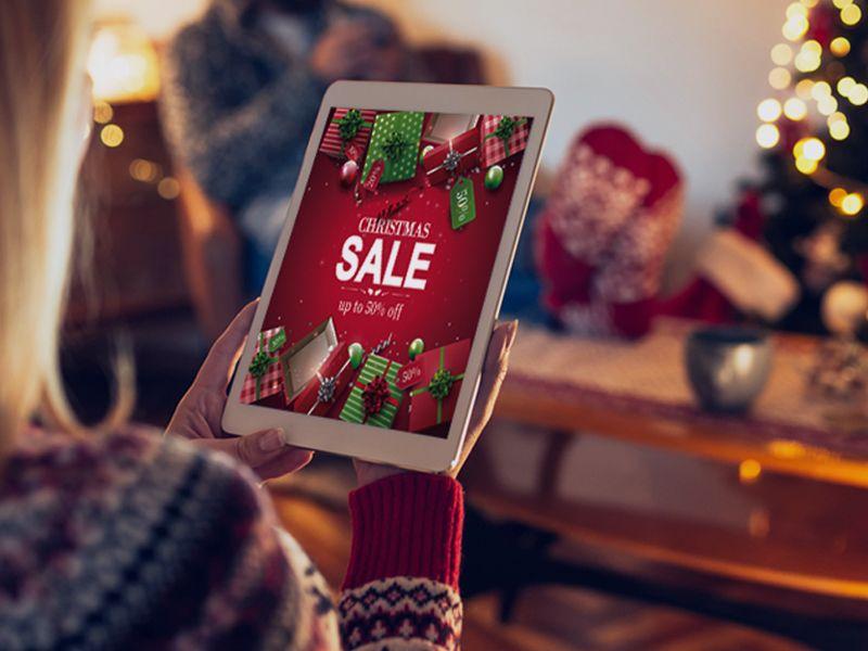 Compras Online no Natal de 2009