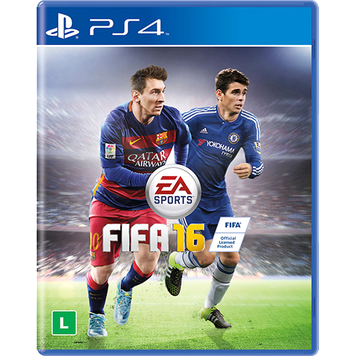 FIfa 16 - PS4 Seminovo