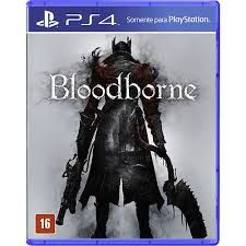 Bloodborne - PS4 Seminovo