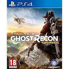 Ghost recon Wildlands - PS4 Seminovo