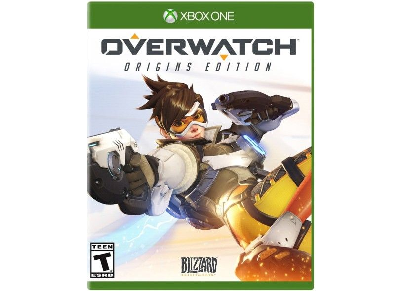 Overwatch Origins Edition - Xbox One Seminovo