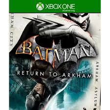 Batman Return To Arkham - Xbox One Seminovo