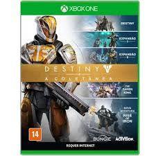 Destiny A Coletânea - Xbox One Seminovo