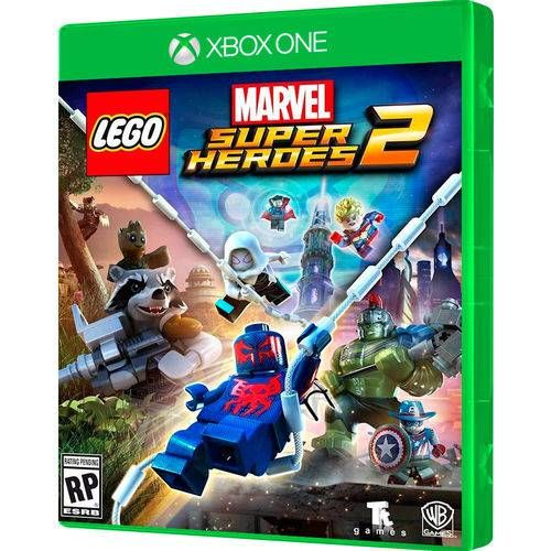 Lego Marvel Super Heroes 2 - Xbox One Seminovo