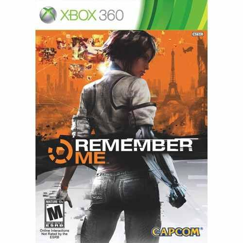 Remember Me - Xbox 360 Seminovo