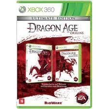 Dragon Age Origins: Ultimate Edition -  Xbox 360 Seminovo