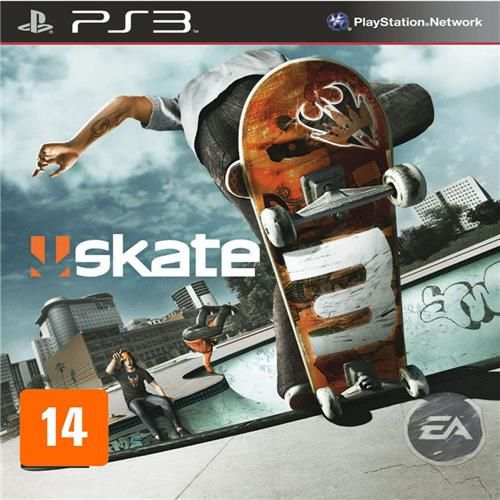 Skate 3 - Ps3 Seminovo