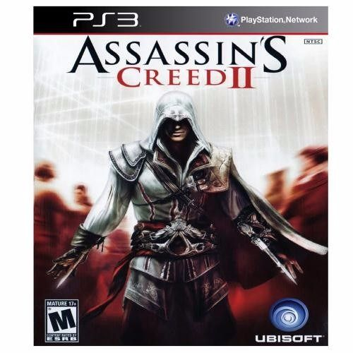 Assassins Creed II - PS3 Seminovo