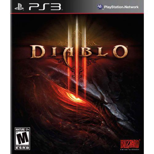 Diablo 3 - PS3 Seminovo