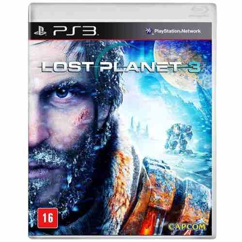 Lost Planet 3 - PS3 Seminovo