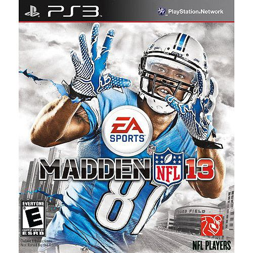 Madden 13 - PS3 Seminovo