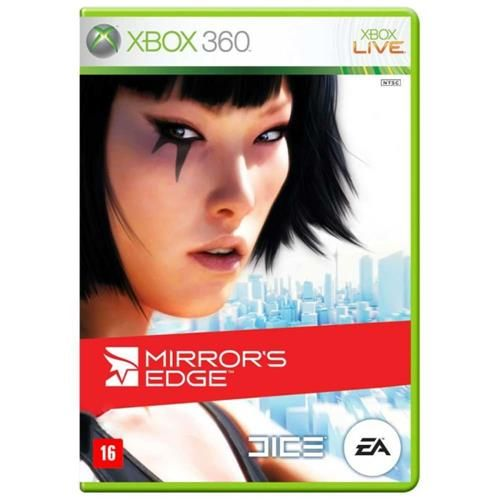 Mirror's Edge - Xbox 360 - Seminovo