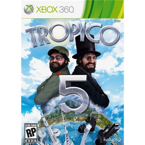 Tropico 5 - Xbox 360 Seminovo