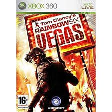 Rainbow Six Vegas - Xbox 360 Seminovo