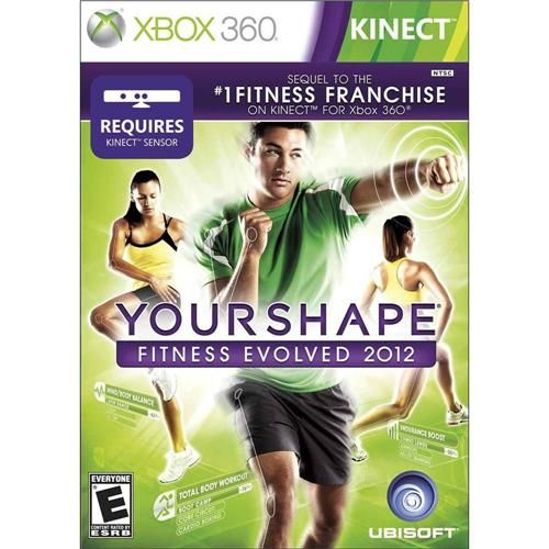 Your Shape Fitness Evolved 2012 - Xbox 360 Seminovo