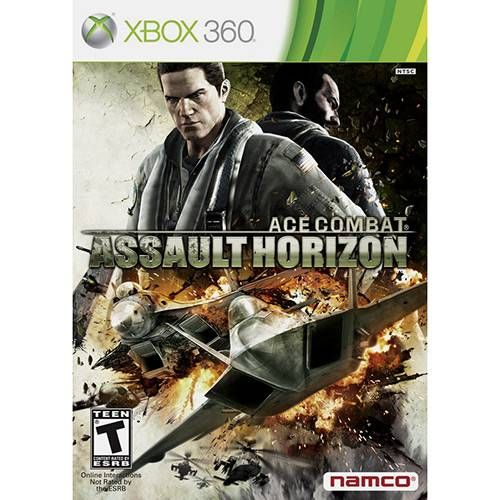 Ace Combat Assault Horizon - Xbox 360 Seminovo