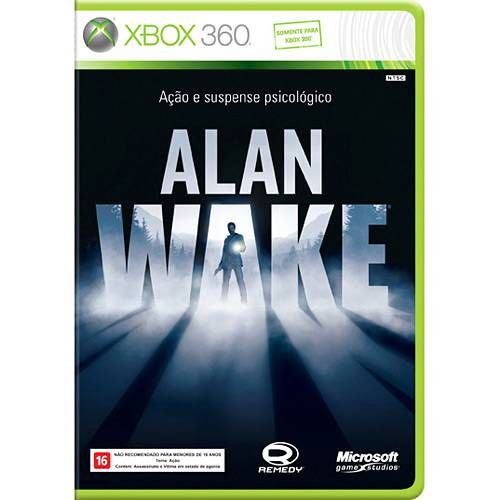 Alan Wake - Xbox 360 Seminovo