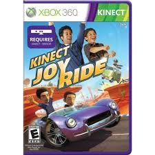 Kinect Joy Ride - Xbox 360 Seminovo