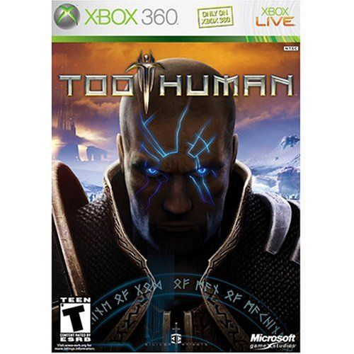 Too Human - Xbox 360 Seminovo