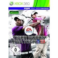 Tiger Woods Pga Tour 13 - Xbox 360 Seminovo