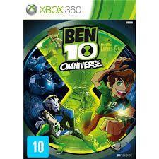 Ben 10 Omniverse - Xbox 360 Seminovo