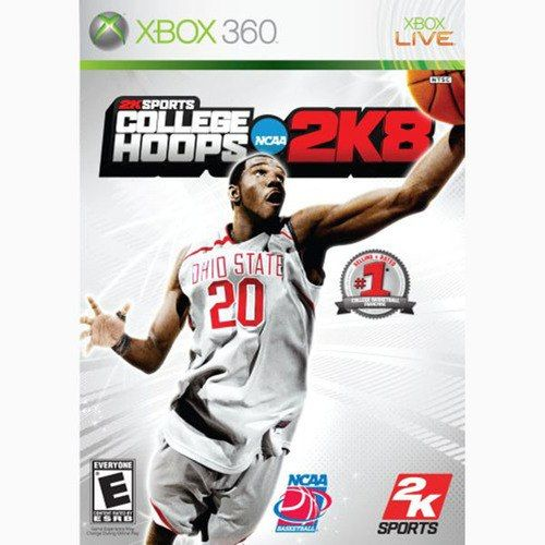 College Hoops 2K8 - Xbox 360 Seminovo