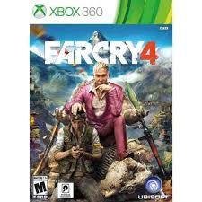 Farcry 4 - Xbox 360 Seminovo
