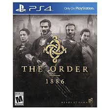 The Order 1886 - PS4 Seminovo