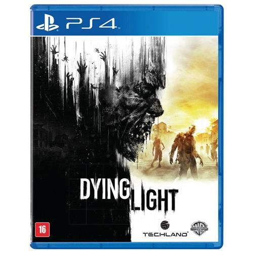 Dying Light- PS4 Seminovo
