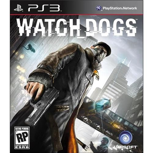 Watch Dogs - PS3 Seminovo