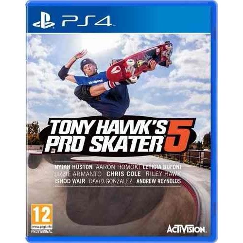 Tony Hawk's Pro Skater 5 - PS4 Seminovo