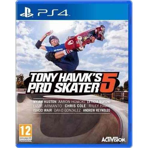 Tony Hawk's Pro Skater 5 - PS4 Seminovo