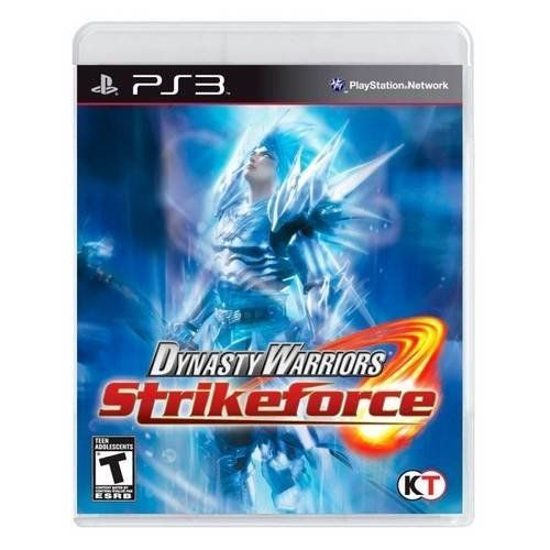 Dynasty Warriors Strikeforce - PS3 Seminovo