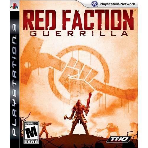 Red Faction Guerrilla - PS3 Seminovo